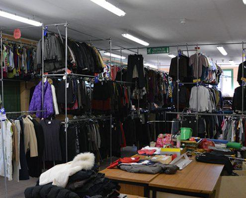 Il magazzino