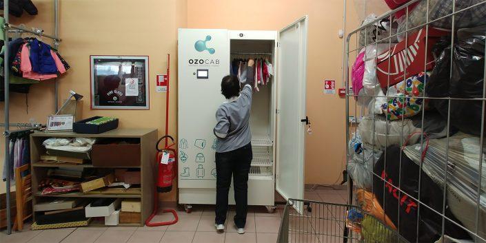 Igienizzatrice